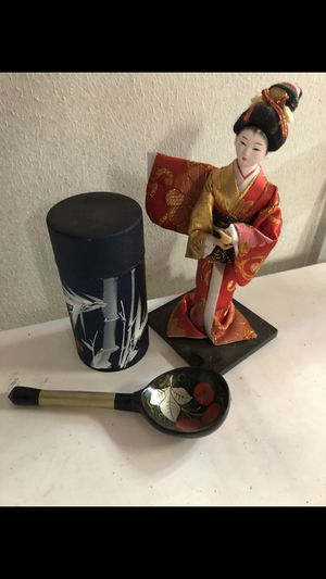 Japanese theme decorations - all for $3 for Sale in Franklin Township, NJ