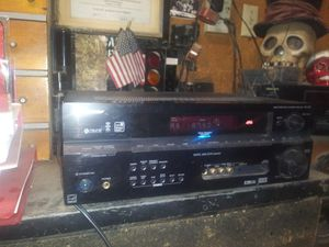 PIONEER MULTI CHANNEL RECEIVER for Sale in French Camp, CA