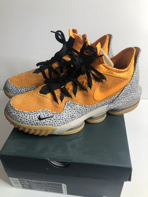 Nike air LeBron safari size 11 pass as ds for Sale in Bellevue, WA