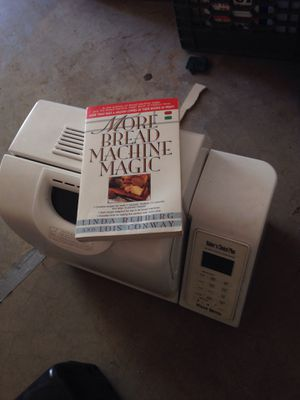 West bend automatic bread and dough maker for Sale in Phoenix, AZ