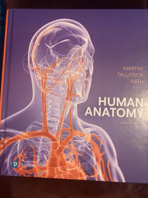 Human Anatomy ninth edition 9th for Sale in Los Angeles, CA