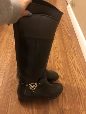 Michael Kors rain boots for Sale in Hamburg, NY
