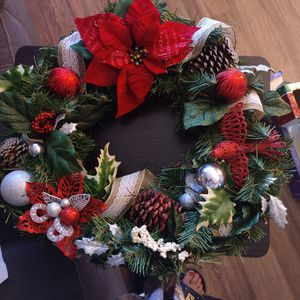 Hand made wreath for Sale in Raleigh, NC