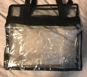 Clear tote bag for Sale in Medina, OH
