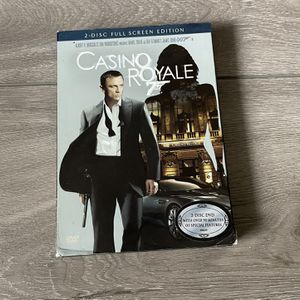 Casino Royale DVD 007 James Bond for Sale in Los Angeles, CA