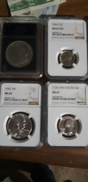 Graded coins for Sale in Haysville, KS