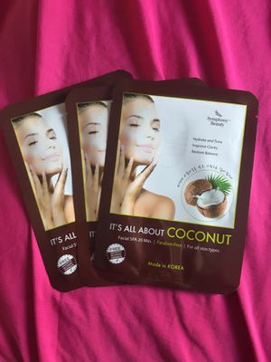 Coconut face mask for Sale in West Valley City, UT