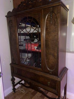 Antique Cabinet for Sale in St. Petersburg, FL