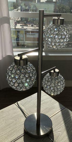 Crystal table lamp for Sale in Salt Lake City, UT