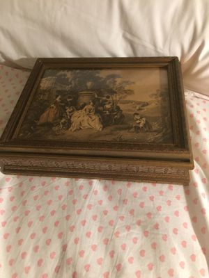 Old jewelry box for Sale in Boynton Beach, FL