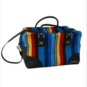 Twisted X Woolen Carry On Saddle Blanket Bag for Sale in Louisville, KY