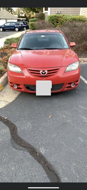 2005 Mazda 3 S sedan for Sale in Fairfax, VA