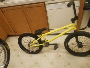 Fully custom bmx bike!! for Sale in Tacoma, WA