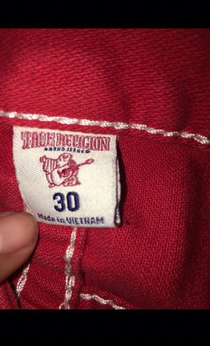 True Religion Jeans Size 30 In Men for Sale in San Pablo, CA