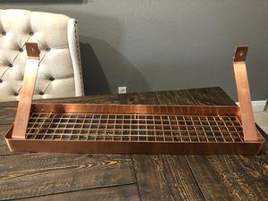 Copper pot rack. Bakers rack. Cuisinart. Kitchen. Kitchen remodel. Pot rack. Kitchen storage. for Sale in Goodyear, AZ