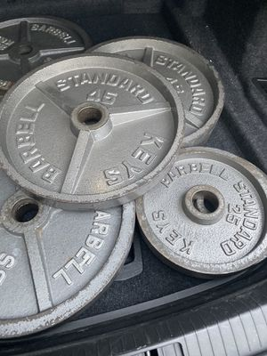 Steel Weights Plates for Sale in Renton, WA