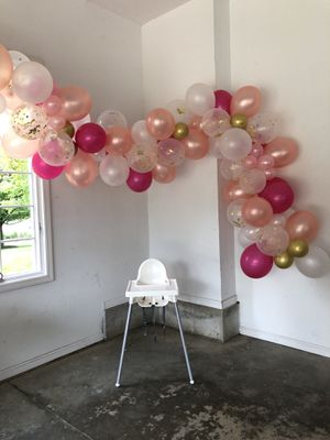 Balloon Garland (made to order) for Sale in Chicago, IL