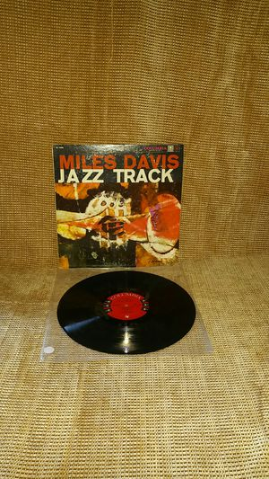 "The Miles Davis Sextet ""Jazz Track"" for Sale in San Diego, CA"