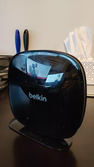 Belkin F9K1102 N600 DB Wireless Dual Band N for Sale in Fort Wayne, IN