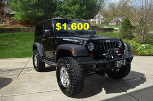 ⌛$16OO URGENT I sell my family car 2010 Jeep Wrangler for Sale in Fullerton, CA