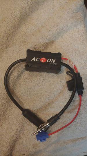 AC ON FM Amplifier for Sale in Visalia, CA