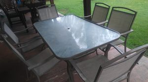 Outdoor table for Sale in Arlington, TX
