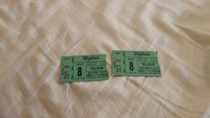 Elvis Presley concert tickets for Sale in Oklahoma City, OK