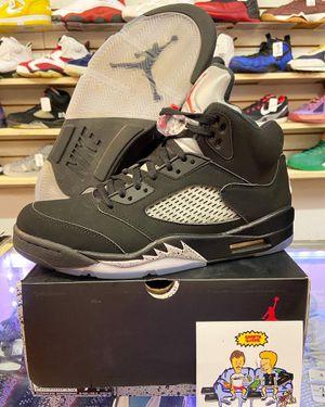 "Air Jordan 5 Retro ""Black Metallic"" 2016 for Sale in Bay Point, CA"