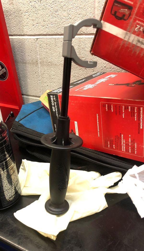 Milwaukee tool holder