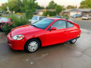 2000 Red Honda Insight 5 speed manual for Sale in Sacramento, CA