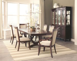 Moving sale!! New dining room set OR chairs !! for Sale in Los Angeles, CA