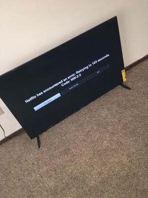 Brand new 50 inch SMART TV for Sale in Little Falls, MN