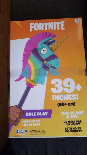"Fortnite Unicorn Rainbow Smash Pickaxe Replica McFarlane 39"" for Sale in City of Industry, CA"
