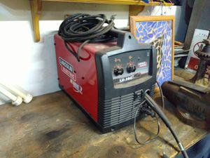 Lincoln so 140t 110 volt mig welder for Sale in Gardner, IL