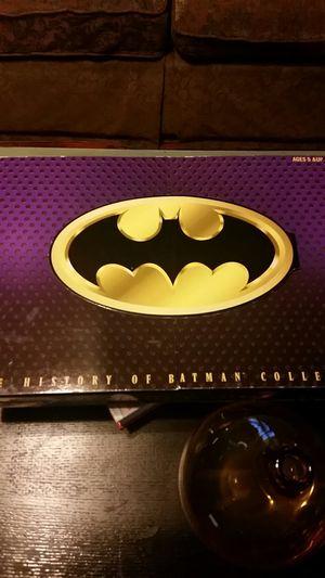 Limited edition Batman set for Sale in Denver, CO