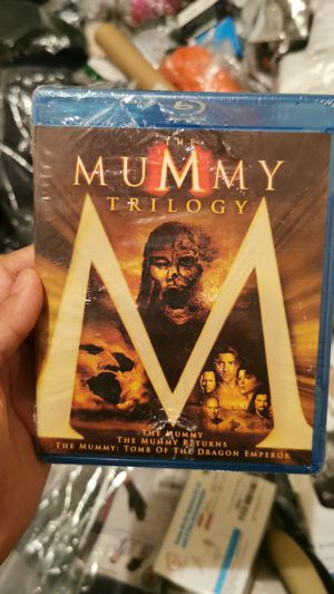 Blu-ray disc The MUMMY TRILOGY for Sale in Los Angeles, CA