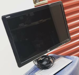 "Hp 22"" Monitor for Sale in Washington, DC"