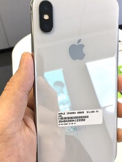 iPhone X 256GB for Verizon/Total Wireless/Simple Mobile/AT&T/Cricket/Sprint/Boost/T-Mobile/Metro/Mexico/International for Sale in Milwaukie,  OR