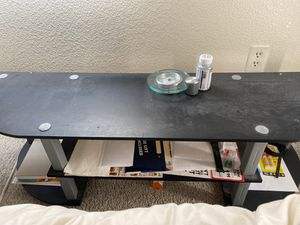 Tv stand 60 inches tv for Sale in Highlands Ranch, CO