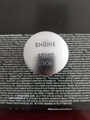 Mercedes Keyless Go engine start stop push button ignition switch for Sale in Hialeah, FL