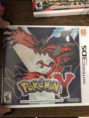 Nintendo DS game Pokémon for Sale in Spanaway, WA