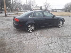 Black on Black 2008 Audi A4 Quattro 2.0T S-Line/FULLY LOADED!!!! for Sale in Grove City, OH