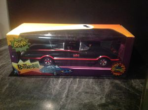 "Brand New Batman Batmobile 18"" Mattel 2016 From The 1966 Classic TV Series Boxed for Sale in Tarpon Springs, FL"