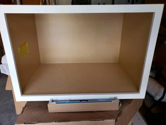 Over the Refrigerator Cabinet Box for Sale in Andover,  KS
