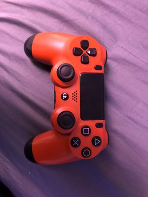 Brand new red controller for playstation 4 for Sale in Westminster, CO