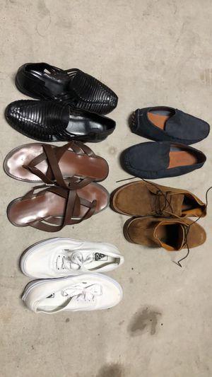 Vans/ Aldo/Zara men's shoes for Sale in Dayton, TX