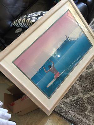 Large surfer frame for Sale in Chula Vista, CA