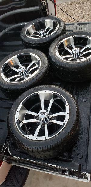 Golf Cart Tires/Rims for Sale in Queen Creek, AZ