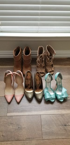 Women's Shoes - Heels - Boots - Pumps for Sale in Duncanville, TX