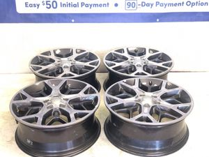 20inch Jeep Grand Cherokee wheels like new set 5x127 bolt pattern set of 4 only 999.00 𝐖𝐄𝐑𝐄 𝐋𝐎𝐂𝐀𝐓𝐄𝐃 𝐀𝐓: 📍 32760 𝐕𝐀𝐍 𝐃YKE AVE WAREEN , 𝐌𝐈 𝟒𝟖𝟎93 for Sale in Macomb, MI